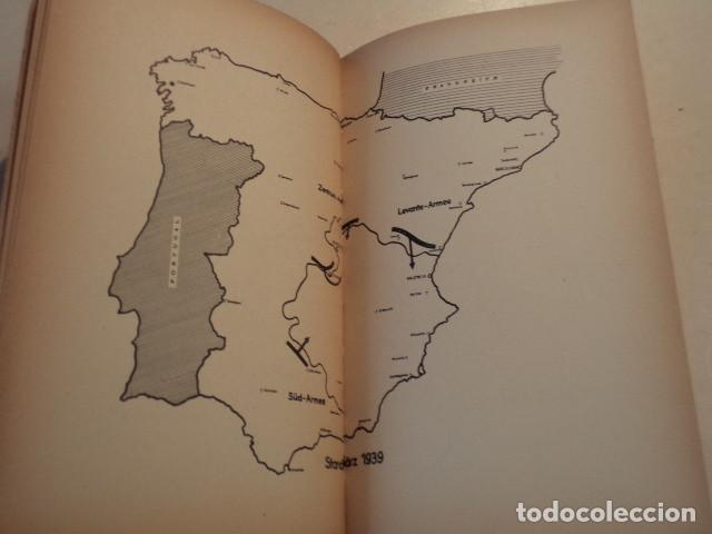 Militaria: DEUTSCHE KÄMPFEN IN SPANIEN - LEGIÓN CÓNDOR - AÑO 1939 - Foto 4 - 153239150