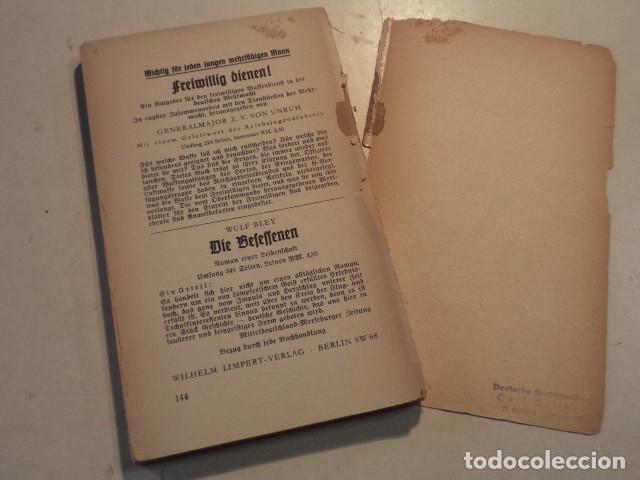 Militaria: DEUTSCHE KÄMPFEN IN SPANIEN - LEGIÓN CÓNDOR - AÑO 1939 - Foto 5 - 153239150