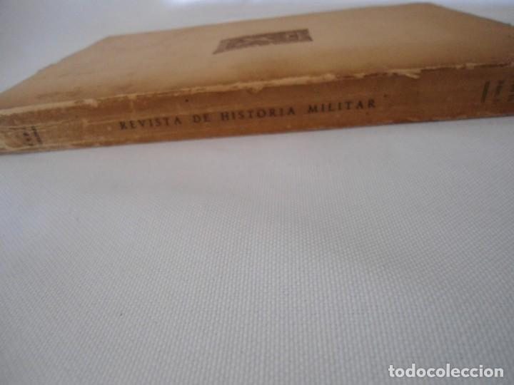 Militaria: LIBRO DE REVISTA DE HISTORIA MILITAR AÑO III 1959 Nº 5 - Foto 3 - 153384098