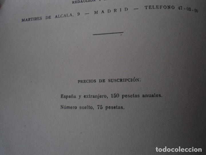 Militaria: LIBRO DE REVISTA DE HISTORIA MILITAR AÑO III 1959 Nº 5 - Foto 8 - 153384098