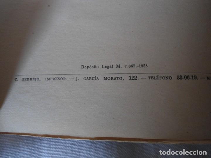 Militaria: LIBRO DE REVISTA DE HISTORIA MILITAR AÑO III 1959 Nº 5 - Foto 13 - 153384098