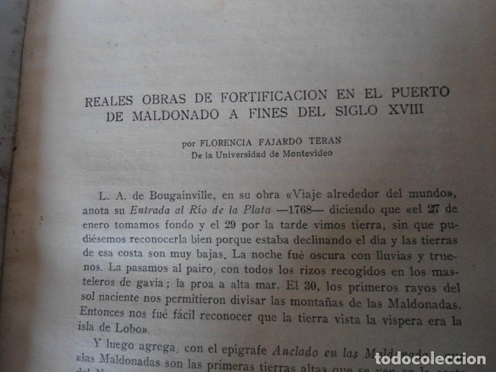 Militaria: LIBRO DE REVISTA DE HISTORIA MILITAR AÑO III 1959 Nº 5 - Foto 31 - 153384098