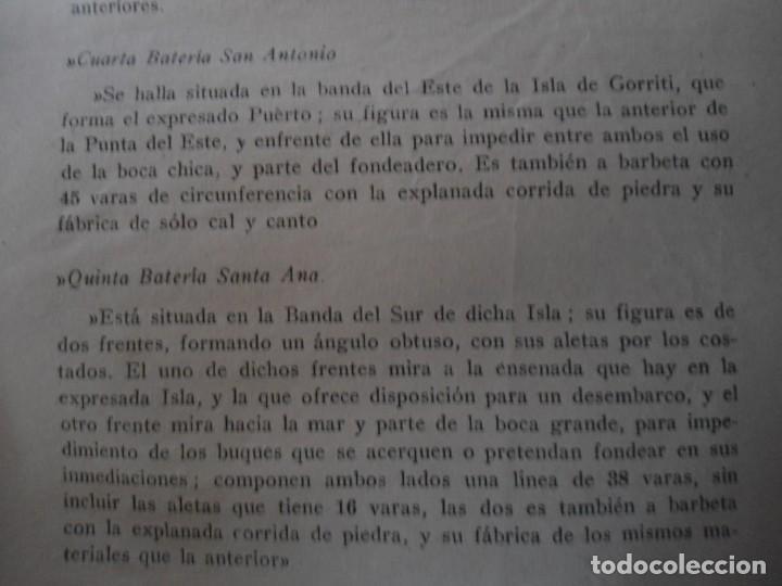 Militaria: LIBRO DE REVISTA DE HISTORIA MILITAR AÑO III 1959 Nº 5 - Foto 34 - 153384098
