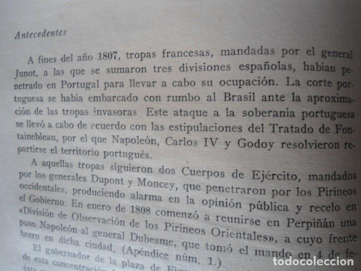 Militaria: LIBRO DE REVISTA DE HISTORIA MILITAR AÑO III 1959 Nº 5 - Foto 36 - 153384098