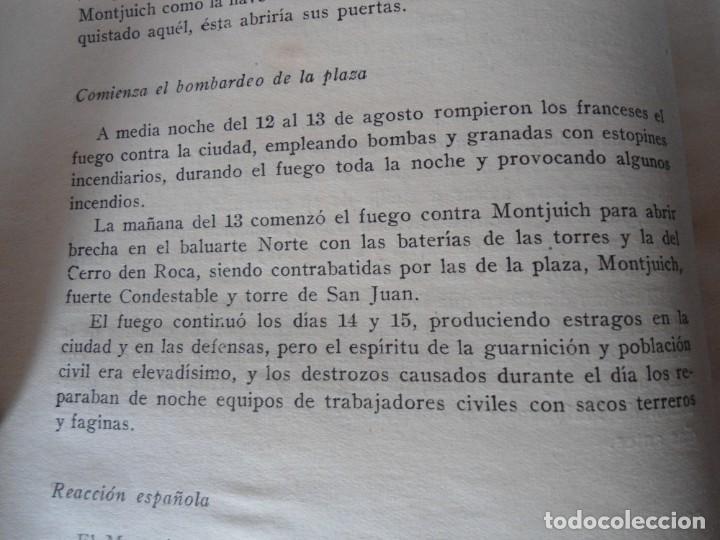 Militaria: LIBRO DE REVISTA DE HISTORIA MILITAR AÑO III 1959 Nº 5 - Foto 42 - 153384098