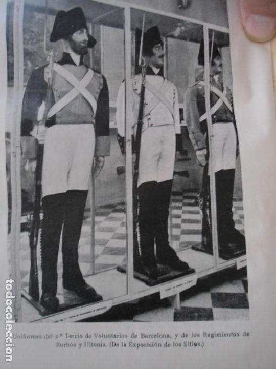 Militaria: LIBRO DE REVISTA DE HISTORIA MILITAR AÑO III 1959 Nº 5 - Foto 54 - 153384098