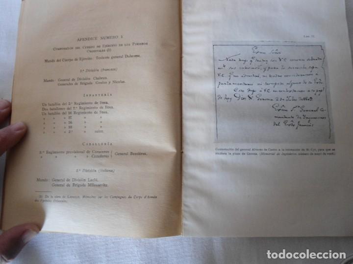 Militaria: LIBRO DE REVISTA DE HISTORIA MILITAR AÑO III 1959 Nº 5 - Foto 56 - 153384098
