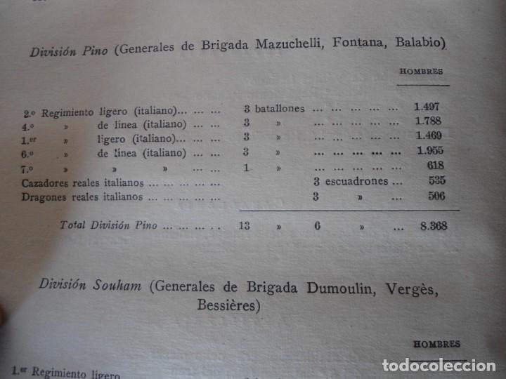 Militaria: LIBRO DE REVISTA DE HISTORIA MILITAR AÑO III 1959 Nº 5 - Foto 63 - 153384098