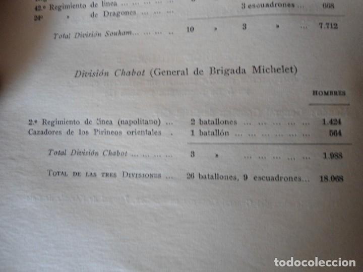 Militaria: LIBRO DE REVISTA DE HISTORIA MILITAR AÑO III 1959 Nº 5 - Foto 64 - 153384098
