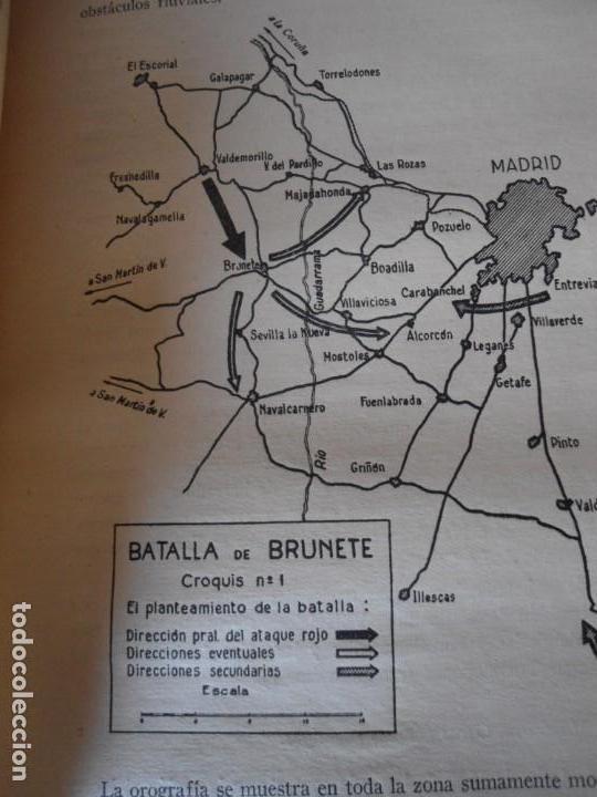Militaria: LIBRO DE REVISTA DE HISTORIA MILITAR AÑO III 1959 Nº 5 - Foto 72 - 153384098