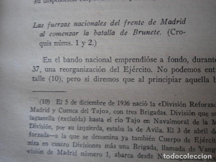 Militaria: LIBRO DE REVISTA DE HISTORIA MILITAR AÑO III 1959 Nº 5 - Foto 75 - 153384098