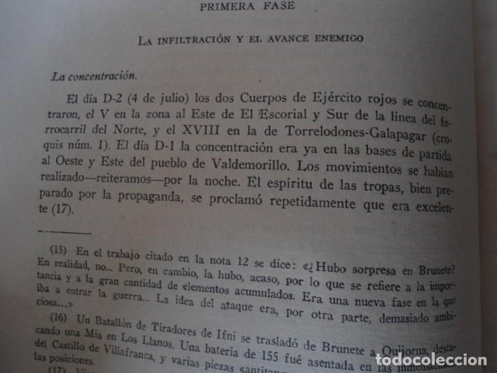 Militaria: LIBRO DE REVISTA DE HISTORIA MILITAR AÑO III 1959 Nº 5 - Foto 76 - 153384098