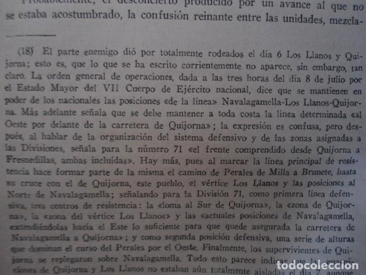 Militaria: LIBRO DE REVISTA DE HISTORIA MILITAR AÑO III 1959 Nº 5 - Foto 77 - 153384098