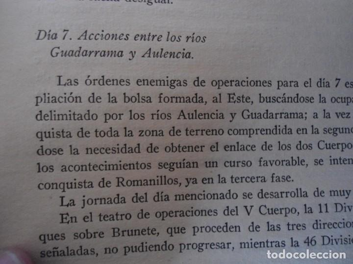 Militaria: LIBRO DE REVISTA DE HISTORIA MILITAR AÑO III 1959 Nº 5 - Foto 78 - 153384098