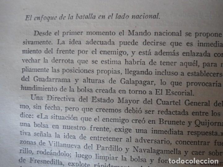 Militaria: LIBRO DE REVISTA DE HISTORIA MILITAR AÑO III 1959 Nº 5 - Foto 80 - 153384098