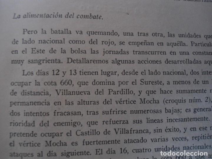 Militaria: LIBRO DE REVISTA DE HISTORIA MILITAR AÑO III 1959 Nº 5 - Foto 81 - 153384098