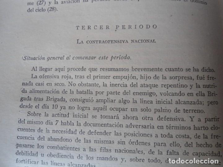 Militaria: LIBRO DE REVISTA DE HISTORIA MILITAR AÑO III 1959 Nº 5 - Foto 82 - 153384098