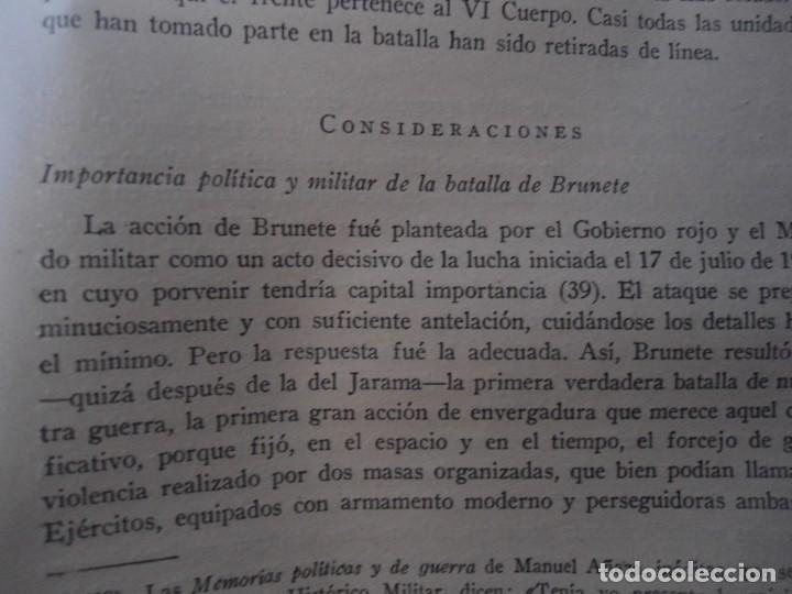 Militaria: LIBRO DE REVISTA DE HISTORIA MILITAR AÑO III 1959 Nº 5 - Foto 83 - 153384098