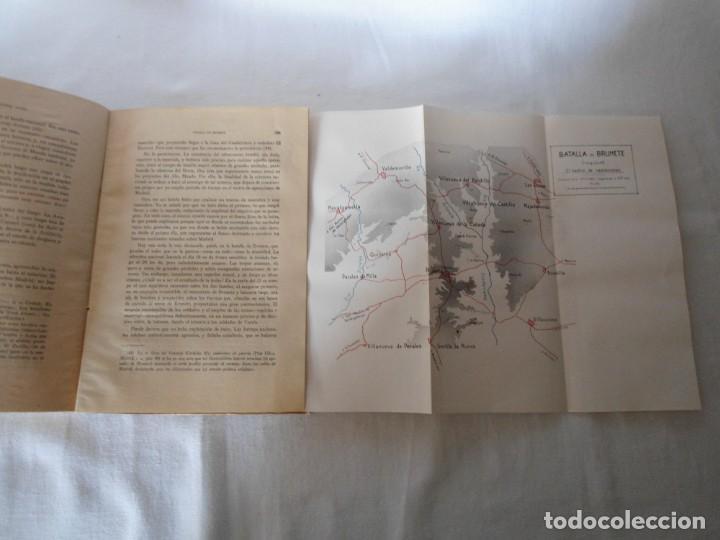 Militaria: LIBRO DE REVISTA DE HISTORIA MILITAR AÑO III 1959 Nº 5 - Foto 84 - 153384098