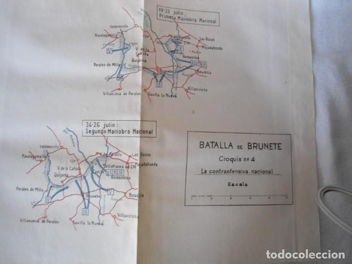 Militaria: LIBRO DE REVISTA DE HISTORIA MILITAR AÑO III 1959 Nº 5 - Foto 87 - 153384098