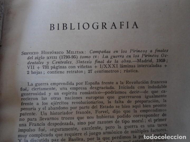 Militaria: LIBRO DE REVISTA DE HISTORIA MILITAR AÑO III 1959 Nº 5 - Foto 88 - 153384098