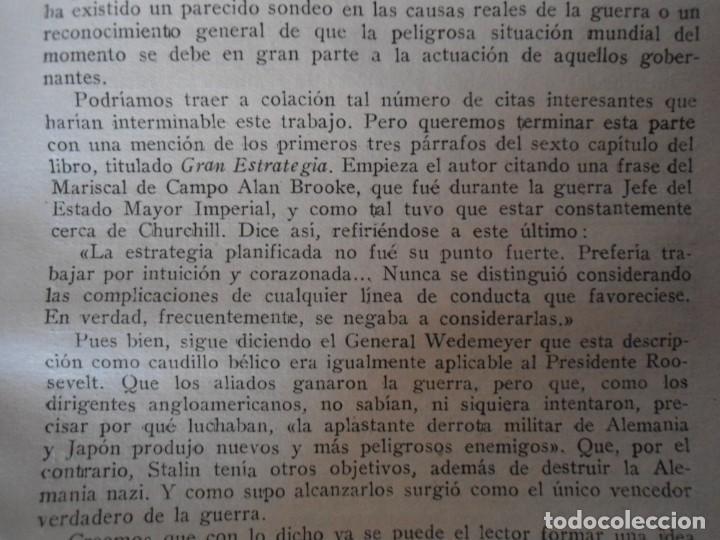 Militaria: LIBRO DE REVISTA DE HISTORIA MILITAR AÑO III 1959 Nº 5 - Foto 89 - 153384098