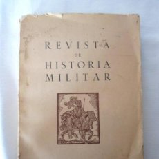 Militaria: LIBRO DE REVISTA DE HISTORIA MILITAR AÑO III 1959 Nº 5. Lote 153384098
