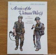Militaria: GUERRAS DE VIETNAM - OSPREY - ARMIES OF THE VIETNAM WAR (2) - MEN AT ARMS. Lote 153545606