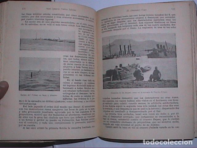 Militaria: EL ALMIRANTE TOGO. HÉROE NAVAL JAPONES. FINALES XIX PRINCIPIOS XX.ED. NAVAL 1942. MADRID. - Foto 7 - 153567738
