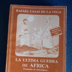 Militaria: LA ULTIMA GUERRA DE AFRICA IFNI-SAHARA. Lote 153626714