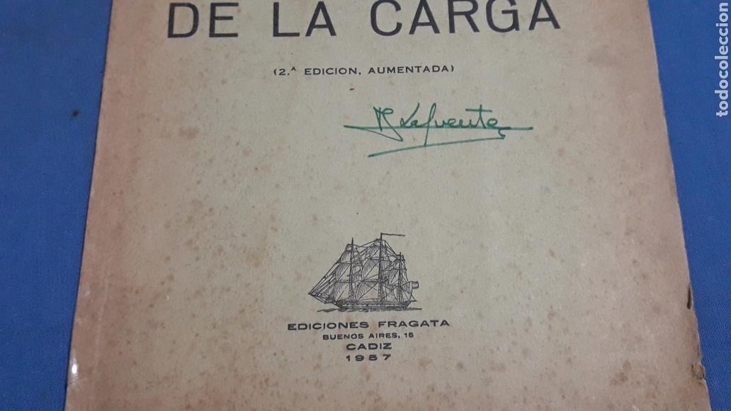 Militaria: ESTIBA DE LA CARGA 2°EDICION CADIZ 1957 - Foto 3 - 153727458