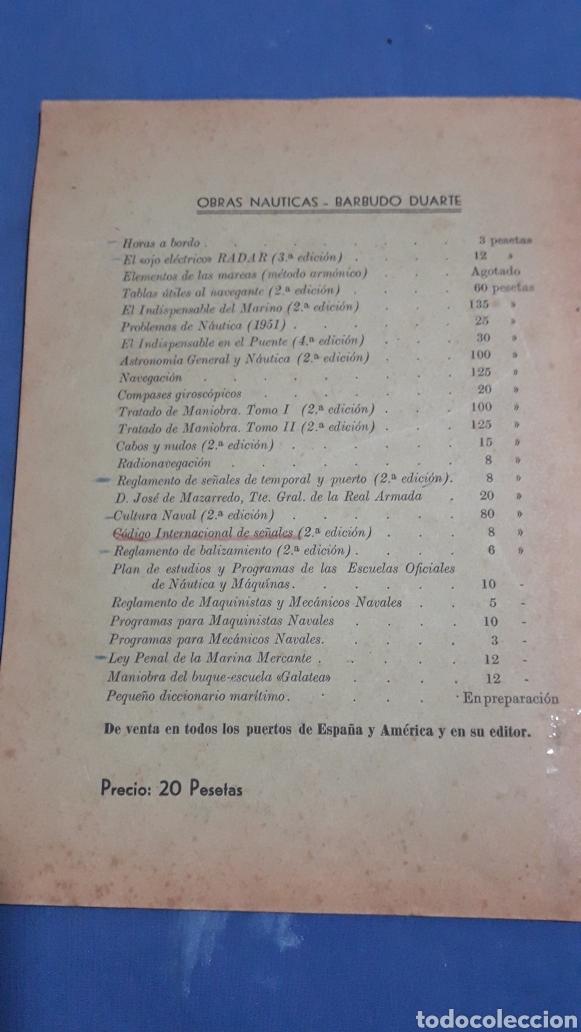 Militaria: ESTIBA DE LA CARGA 2°EDICION CADIZ 1957 - Foto 5 - 153727458