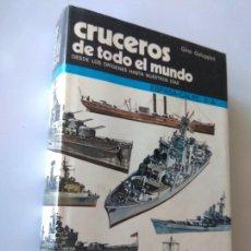 Militaria: CRUCEROS DE TODO EL MUNDO - GINO GALUPPINI. Lote 153526918
