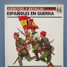 Militaria: ESPAÑOLES EN GUERRA. LA GUERRA CIVIL. DIVISION AZUL . Lote 153873002