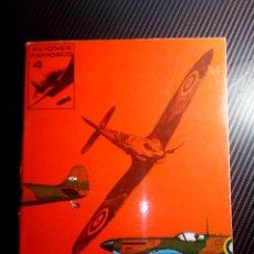 Militaria: SPITFIRE-EDITORIAL SAN MARTIN-1981. Lote 154461670