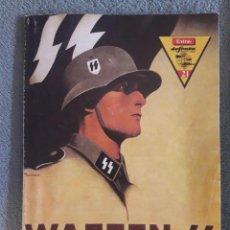 Militaria: WAFFEN-SS, LOS CENTURIONES DEL III REICH / REVISTA EXTRA DEFENSA Nº 21 / FEBRERO 1993. Lote 154465702