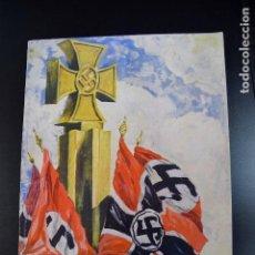 Militaria: REICHSKRIEGERTAG 1939 GROKDEUTFCHER. DÍA DEL VETERANO DE GUERRA. Lote 154601970
