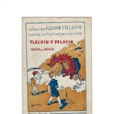 Militaria: COLECCION FLECHIN Y PELAYIN - VENCE AL DRAGÓN. Lote 155465862
