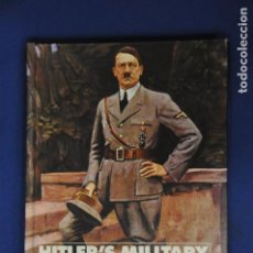 Militaria: LIBRO HITLER'S MILITARY HEADQUARTERS. AARON L. JOHNSON. Lote 156181910