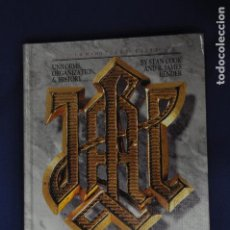 Militaria: LIBRO LEIBSTANDARTE SS ADOLF HITLER. UNIFORMS, ORGANIZATION & HISTORY. STAN COOK AND JAMES BENDER.. Lote 156186286