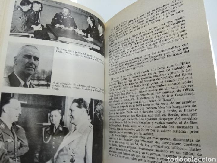 Militaria: HISTORIAS DEL SERVICIO SECRETO NAZI ANDRE BRISSAUD NOGUER 1975 PRIMERA EDICION BUEN ESTADO - Foto 5 - 156216330