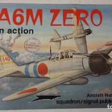 Militaria: A 6 M ZERO. SQUADRON SIGNAL. Lote 157005866