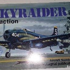 Militaria: SKYRAIDER. SQUADRON SIGNAL. Lote 157006002
