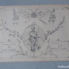 Militaria: VICTORIAN SOLDIERS . Lote 157744786