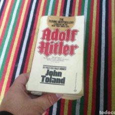 Militaria: LIBRO ADOLF HITLER.. Lote 158171125