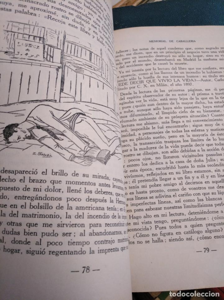 Militaria: MEMORIAL DE CABALLERIA. AÑO XVIII. MADRID ENERO 1933. TDK378 - Foto 2 - 158360170