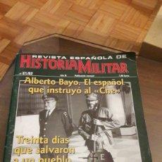 Militaria: REVISTA DE HISTORIA MILITAR 61/62. Lote 158858222