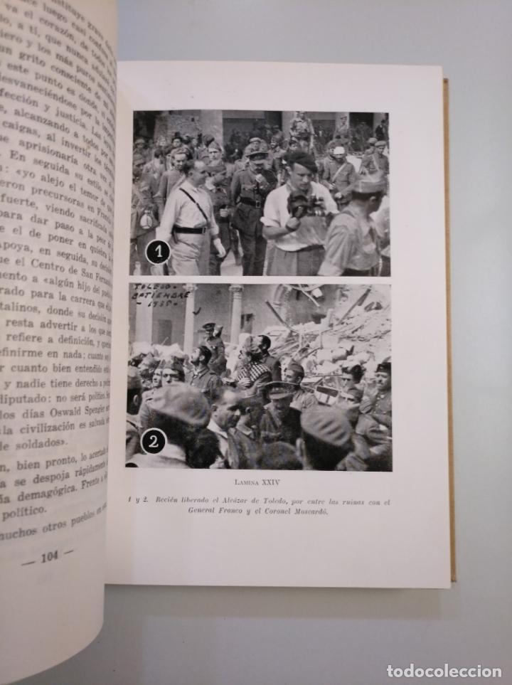 Militaria: UN SOLDADO EN LA HISTORIA. - VIDA DEL CAPITÁN GENERAL VARELA - 1954 - JOSE MARÍA PEMAN. TDK380 - Foto 2 - 159183130