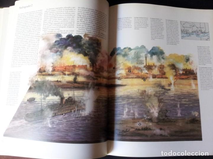 Militaria: GRANDES BATALLAS - 3 TOMOS - EDITORIAL OPTIMA 2001 - Foto 7 - 159596246