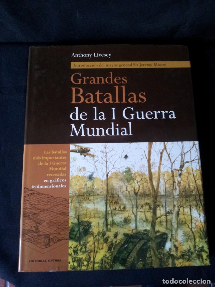 Militaria: GRANDES BATALLAS - 3 TOMOS - EDITORIAL OPTIMA 2001 - Foto 8 - 159596246